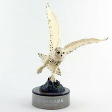 Kaiyodo Zoorasia 07 Snowy Owl Animal Mini Figure