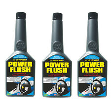 3 x POWER STEERING & AUTOMATIC GEAR BOX TRANSMISSION FLUSH ADDITIVE 325ml