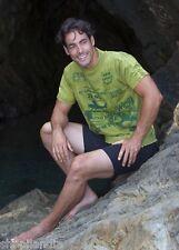 Camiseta Hombre T-Shirt Maglia Maglietta MASSANA SPAIN Talla / Size XL  R.105320