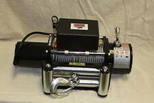 VORTEX 5000 LB Pound Recovery Winch Bonus Package JEEP