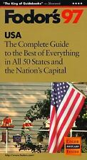 USA '97: The Complete Guide to the Best of Everything in All 50 States and the