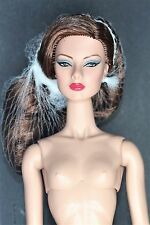 ENERGETIC PRESENCE GISELLE~ FASHION ROYALTY~iNTEGRITY~NUFACE~NUDE DOLL ONLY