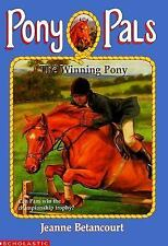 The Winning Pony - Jeanne Betancourt -Pony Pals #21 Is showing really important?