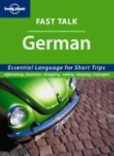 Fast Talk German (Lonely Planet), Lonely Planet, Good Book