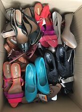 WHOLESALE JOBLOT 30 X NEW ZARA PULL BEAR BERSHKA MIXED SIZES STYLES LADIES SHOES