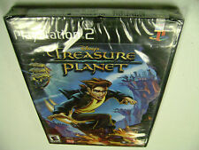 Disney's Treasure Planet (Sony PlayStation 2, 2002) BRAND NEW FACTORY SEALED