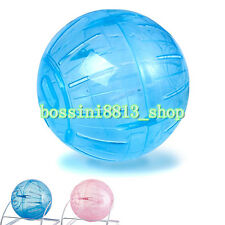 1*1Pc Pet Rodent Mice Jogging Gerbil Plastic Hamster Rat Play Toy Exercise Ball