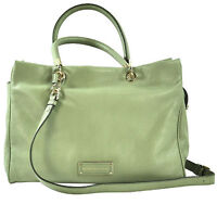 NWT $528 Marc by Marc Jacobs  Green Leather Tote  Hobo  Satchel Bag or Handbag
