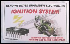 BOYER ELECTRONIC IGNITION TRIUMPH AND BSA TRIPLES T150, X75, T160, A75 TBS-3577