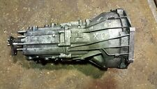 BMW 520D E60 MANUAL GEARBOX 2008 N47D20 ZF NON START STOP