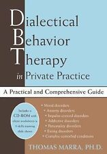 Dialectical Behavior Therapy in  Private Practice, Thomas Marra, Acceptable Book