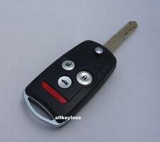 OEM cut ACURA MLBHLIK-1T flip key keyless entry remote fob MEMORY 2