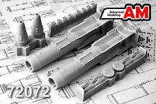 KAB-1500LG Laser-Guided Bomb (Su-24/25/27sm/30/33/34/35) AMIGO RESIN 1/72