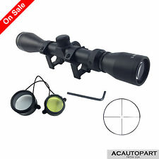 3-9X40 Crosshair Reflex Riflescope with Free Mount for Hunting