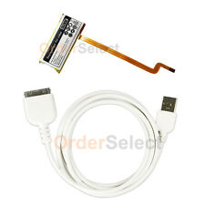 Fenzer Internal Battery+USB Cable for Apple iPod 6th Gen 6G Classic 120GB 160GB