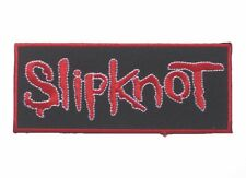 SLIPKNOT music Rock embroidered Patch 5x12 cm 2x5""