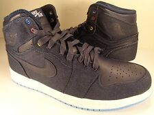 Nike Air Jordan 1 Retro High OG Denim Family Forever Blue SZ 10.5 (682781-415)