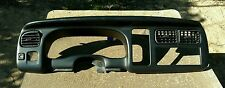 DODGE DAKOTA RADIO DASH GAUGE BEZEL OEM 1997-1999