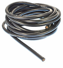 Apex RC Products 3m / 10' Black 10 Gauge AWG Super Flexible Silicone Wire #1131