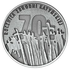Poland / Polen - 10zl Anniversary of the Katyn Crime