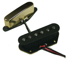 Dragonfire Pickup Set for TELE,Gold, NEW!