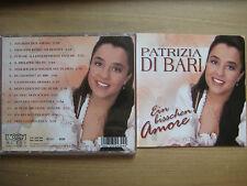 Patrizia di Bari-un po'amore, CD