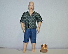 "Custom Made Heidi Ott Size Miniature Doll Clothes~1:12~Fits 6"" Movable MALE"