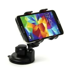 Car Window & Dash Phone Mount Holder for iPhone 4 5 6 6 Plus Galaxy S4 S5 Note