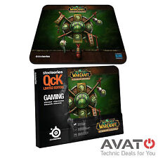 SteelSeries QcK Mists of Pandaria Pandaren Crest Gaming Mauspad Mousepad *NEU*