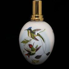 Limoges France Lampe Berger Catalytic Fragrance Lamp Hummingbirds Porcelain
