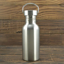 18oz Stainless Steel Water Bottle for Travel Outdoor Yoga Camping Hiking Cycling