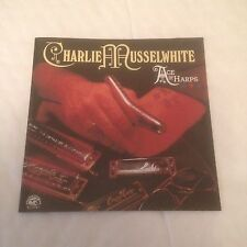 Charlie Musselwhite - Ace of Harps CD (1990) Blues
