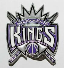 NBA BASKETBALL SPORTS Sacramento Kings Licensed UNISEX METAL BELT BUCKLE New