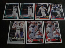 2002 Post Cereal Baseball---Lot Of 7---Dupes---See List---NrMt