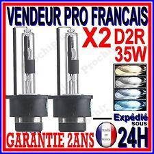 2 AMPOULE XENON D2R 35W HID 12V BULB LAMPE P32d-3 85v BI 4300K 5000K 6000K 8000K
