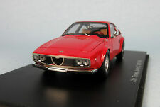 SPARK 1974 Alfa Romeo Junior Z 1600 (Red) 1/43 Scale Resin Model NEW, RARE!