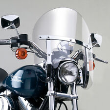 NC LOW BOY HEAVY DUTY WINDSHIELD N2221 HARLEY XL1200R SPORTSTER ROADSTER 2002-13