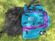 Vintage MEI Made in USA Conversion Pack Shoulder Day Pack Backpack Travel