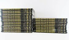 Vintage 1970 Complete Set Man, Myth & Magic Vol. 1-24 Supernatural Cavendish VG+