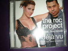 "Dance CD Roc Project / Tina Novack ""Deja Vu: Its Hard to Believe"" Tommy Boy"