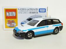Tomy Tomica Dream Project Subaru Legacy Outback disaster activity Cars