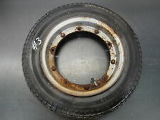 62 1962 VESPA PIAGGO SCOOTER BIKE ENGINE BODY WHEEL TIRE 3.50-10 RIM #3