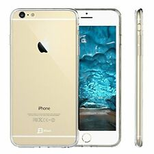 Clear Case Compatible for Apple iPhone 6/6s 4.7 Bumper Cover Shock-Absorption