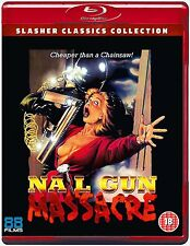 NAIL GUN MASSACRE - Blu Ray Disc -