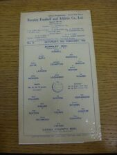 04/12/1991 Bolton Wanderers Reserves v Sheffield Wednesday Reserves  (Four Pages
