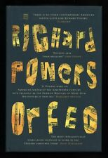 Richard Powers - Orfeo;  1st/1st (Booker Prize)