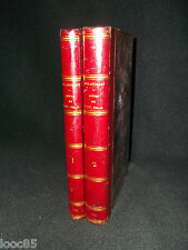 Théatre moderne - Cours de littérature dramatique - A. Delaforest 1836 - 2 vol.