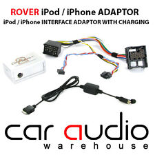 CTARVIPOD003.2 Rover 75 2003 - 2013 Car Ipod iPone Interface Adaptor Connects2