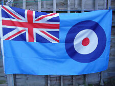 Royal Air Force/RAF Reserve/Cadets/ATC Full Colour Large Ensign Military Flag