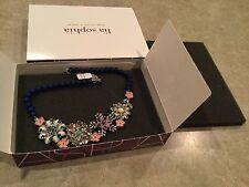 Lia Sophia Full Bloom Necklace NWT! NIB!